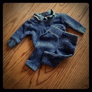 Baby boys 2 peice outfit